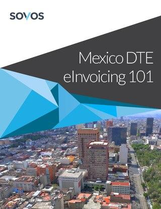 eBook: Mexico CFDI eInvoicing 101