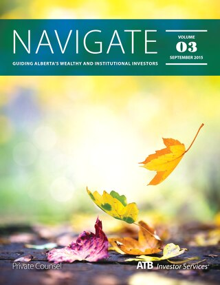 ATB Navigate Volume 3, September 2015