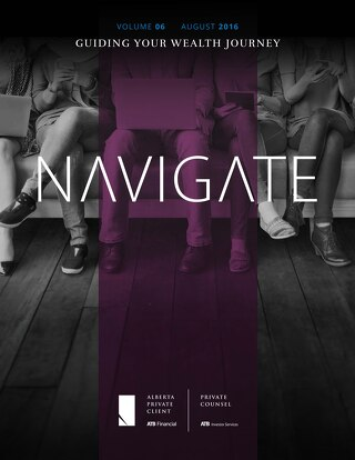 ATB Navigate Volume 6, August 2016