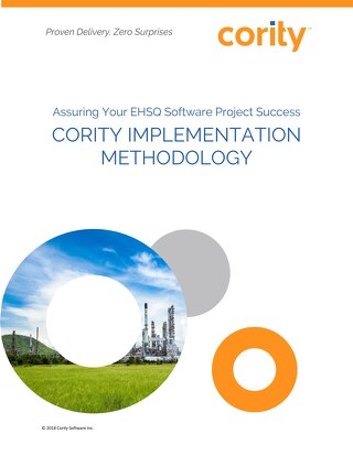 Cority Implementation Methodology