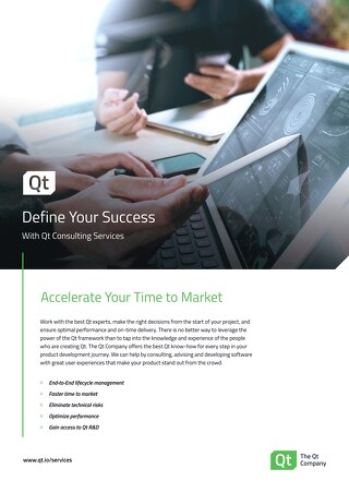 Brochure: Consultancy