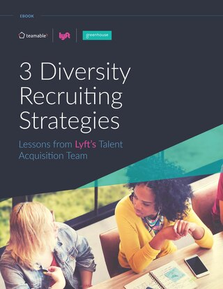 3 Diversity Recruiting Strategies with Lyft