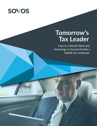 Tomorrow's VAT Leader eBook