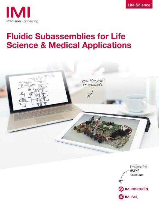 z8578BR - Fluidic Subassemblies brochure
