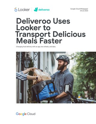 Deliveroo Case Study