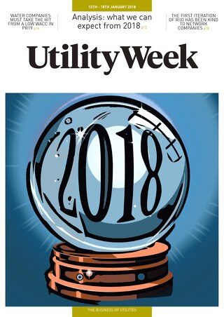Utility Week 12th January 2018