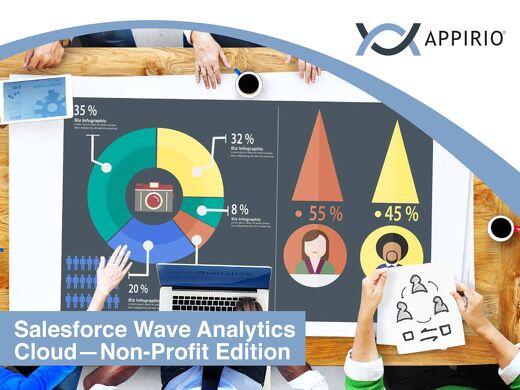 Salesforce Wave Analytics Cloud - Non-Profit Edition