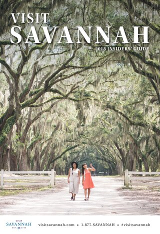 Official Savannah Visitor Guide 2018