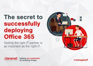 The secret to successfully deploying Office 365