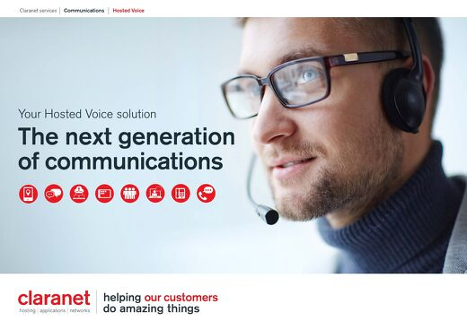 Your Hosted Voice solution