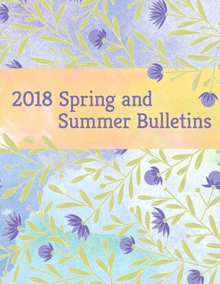 2018 Spring Bulletins