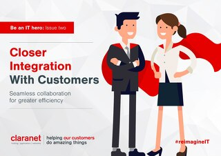Closer integration with customers