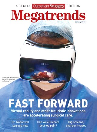 Special Outpatient Surgery Edition - Megatrends - January 2018