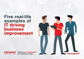 5 real-life examples of IT driving business improvement