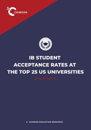 IB Student Acceptance Rates at Top US Universities