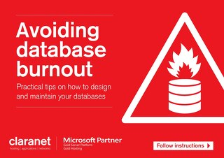 Practical tips on how to design and maintain your databases