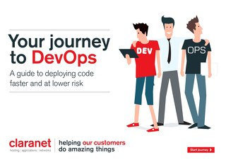 Claranet | Your journey to DevOps