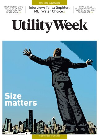 Utility Week 19th January 2018