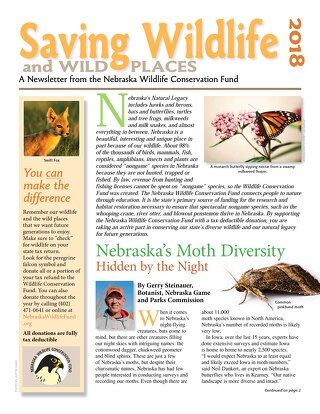 2018 Wildlife Newsletter-for Web