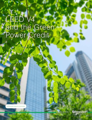 LEED V4 and the Green Power Credit - Whitepaper