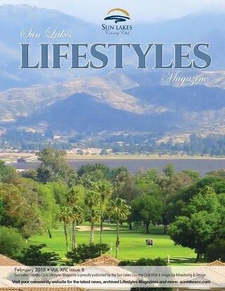 Sun Lakes Lifestyles February 2018