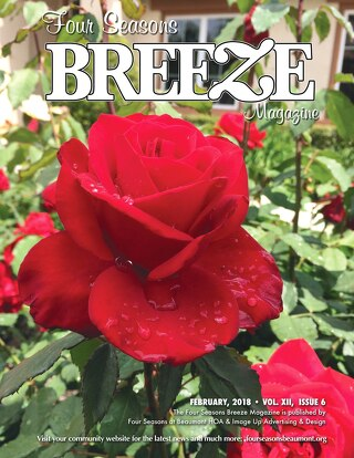 Four Seasons Breeze February 2018