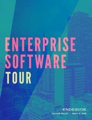 Enterprise Software Tour Schedule