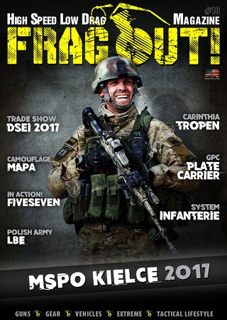 Frag Out! Magazine #18