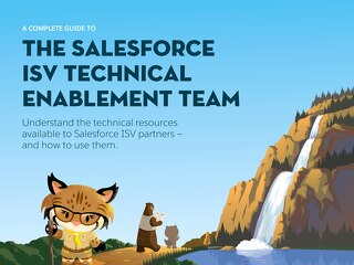A Complete Guide to the Salesforce ISV Technical Enablement Team