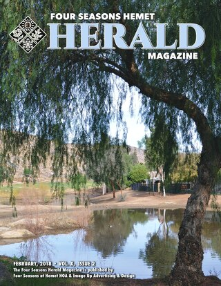 Four Seasons Hemet Herald February 2018