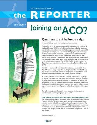 The Reporter Volume 4 2013