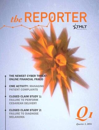 The Reporter Quarter 1 2016