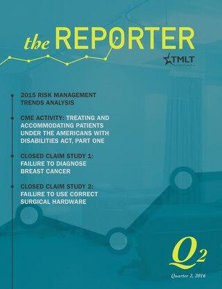 The Reporter Quarter 2 2016