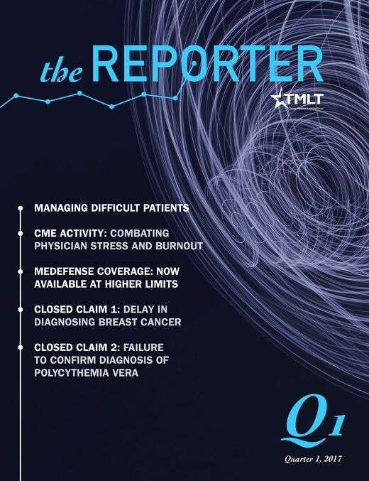 The Reporter Quarter 1 2017