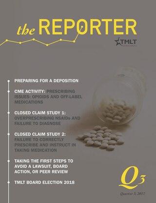 The Reporter Quarter 3 2017