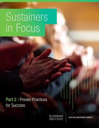 Sustainers in Focus: Part 2