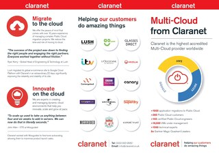 Multi-Cloud from Claranet