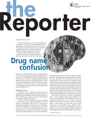 The Reporter July-August 2005