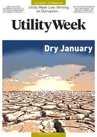 Utility Week 26th January 2018