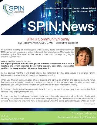 January 2018 SPIN:News