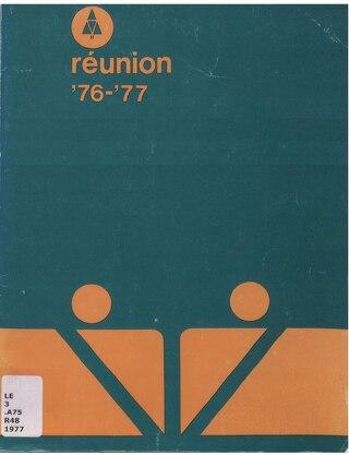 Réunion '76-'77