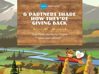 6 Partners Share How They're Giving Back