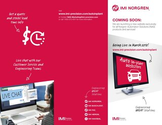 New Website Brochure
