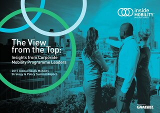 The View From the Top - Global Heads Summit Report