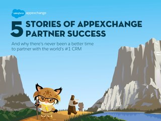 5 Stories of AppExchange Partner Success