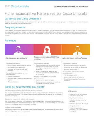 FRENCH - Cisco Umbrella cheat sheet for partners_editable(1)