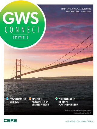 GWS Connect Magazine Winter 2017 DUTCH