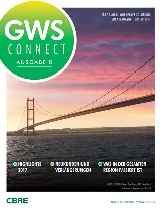 GWS Connect Magazine Winter 2017 GERMAN
