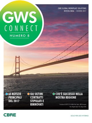 GWS Connect Magazine Winter 2017 ITALIAN