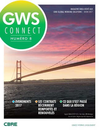 GWS Connect Magazine Winter 2017 FRENCH